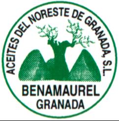 logo Aceites del Noroeste de Granada